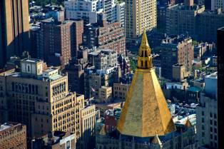 Eines der Golddächer