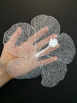 Paper Florals by Maude White