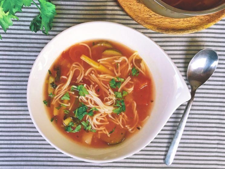 przepis na minestrone
