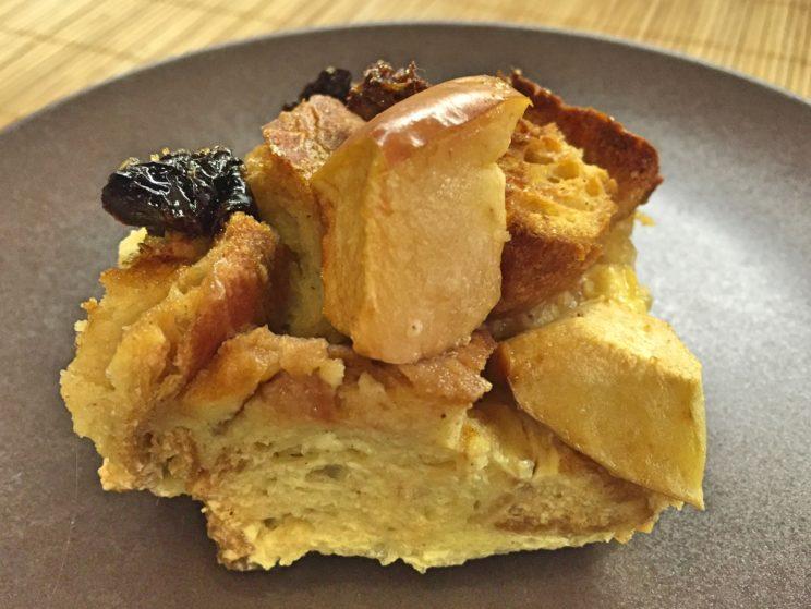 szarlotka z chleba - z resztek jedzenia