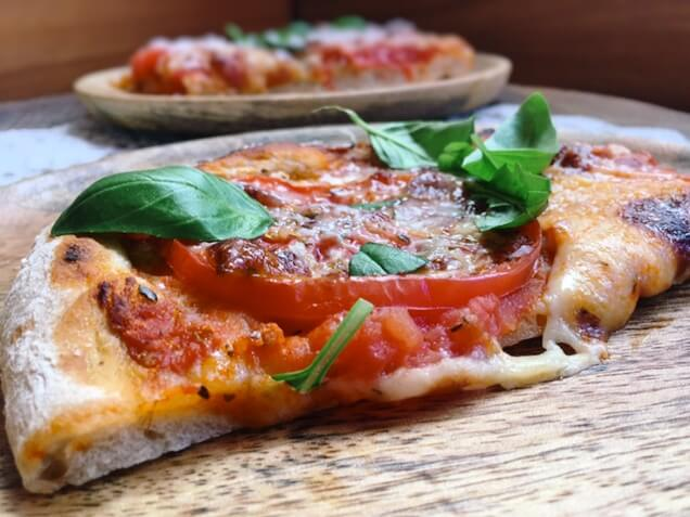 pizza bez zagniatania