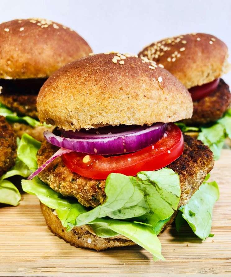 jak zrobić burgera w domu