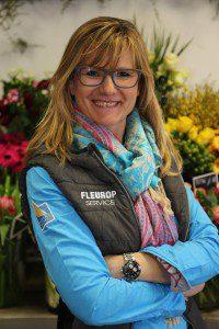 Lydia Niehüser-Koprivsek, Florist-Meisterin und Geschäftsinhaberin