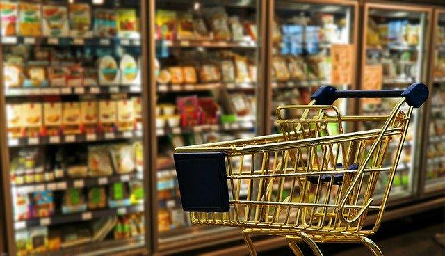Охранник Супермаркета 1
