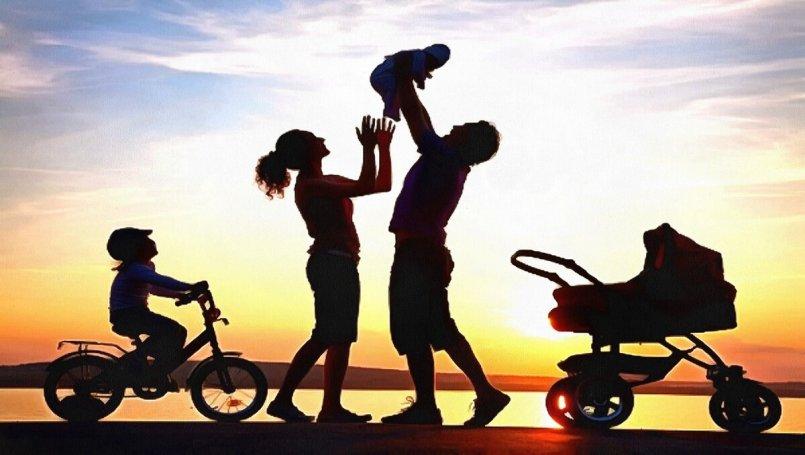 Семья самое главное