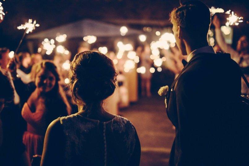 Не отпускайте жену на свадьбу!