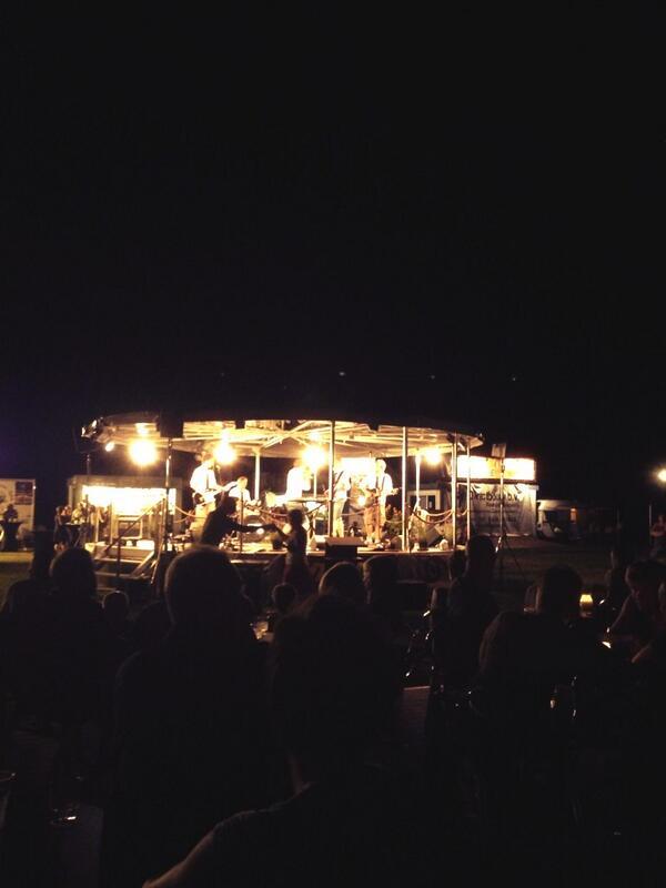 Bij SIVO een optreden van The 5th Wheel uit Valthe…
