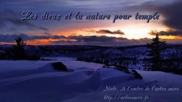 les-dieux-et-la-nature-pour-temple-hiver