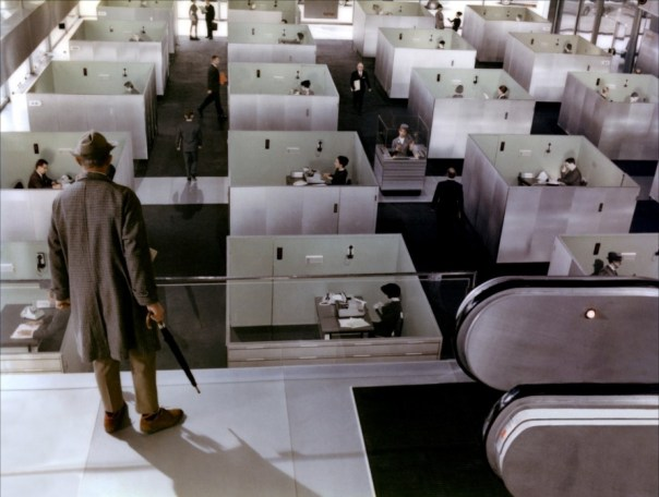 Architecture  Film Playtime 1967  The Blog of Big Ideas
