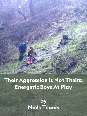 Their Aggression Is Not Theirs