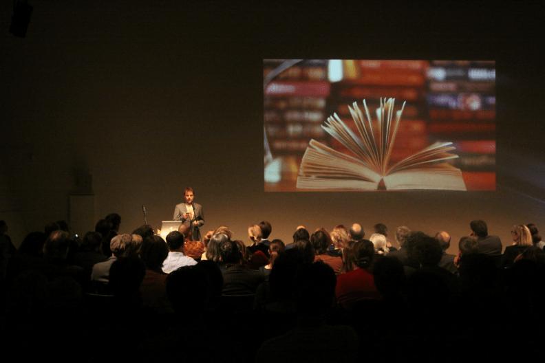 Literatuur op het Scherm in het Stedelijk