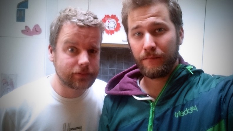 Niels en Dennis