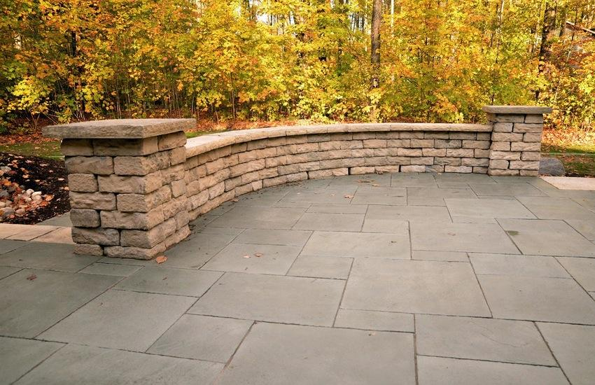 Dimensional Wall Walls Amp Verticals Pavers Amp Retaining