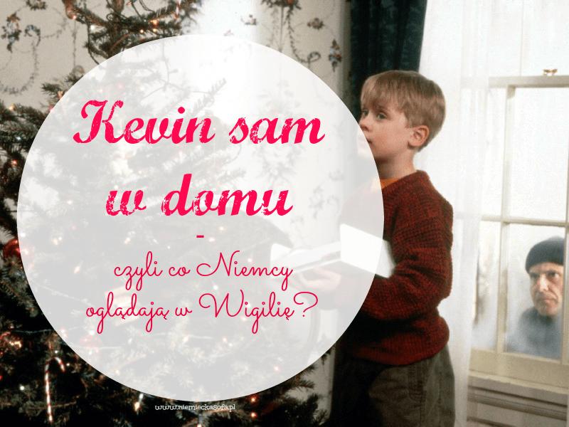 Kevin sam w domu – czyli co Niemcy oglądają w Wigilię?
