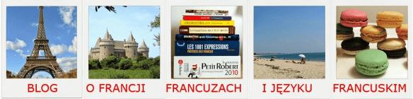 blog o francji francuskim