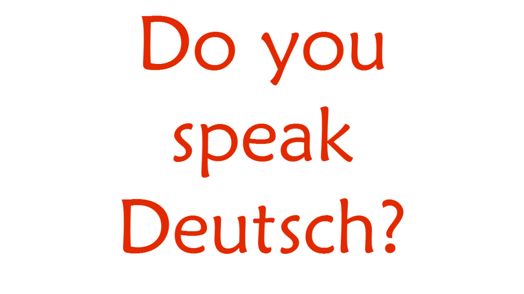 do-you-speak-deutsch