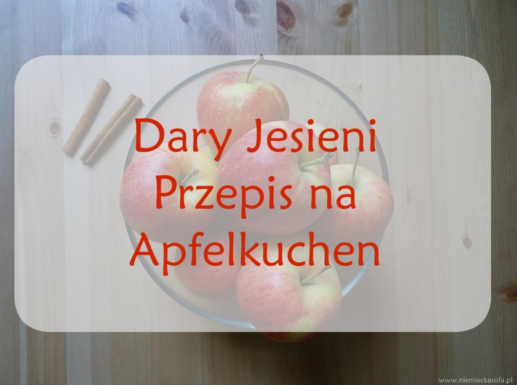Apfelkuchen-przepis