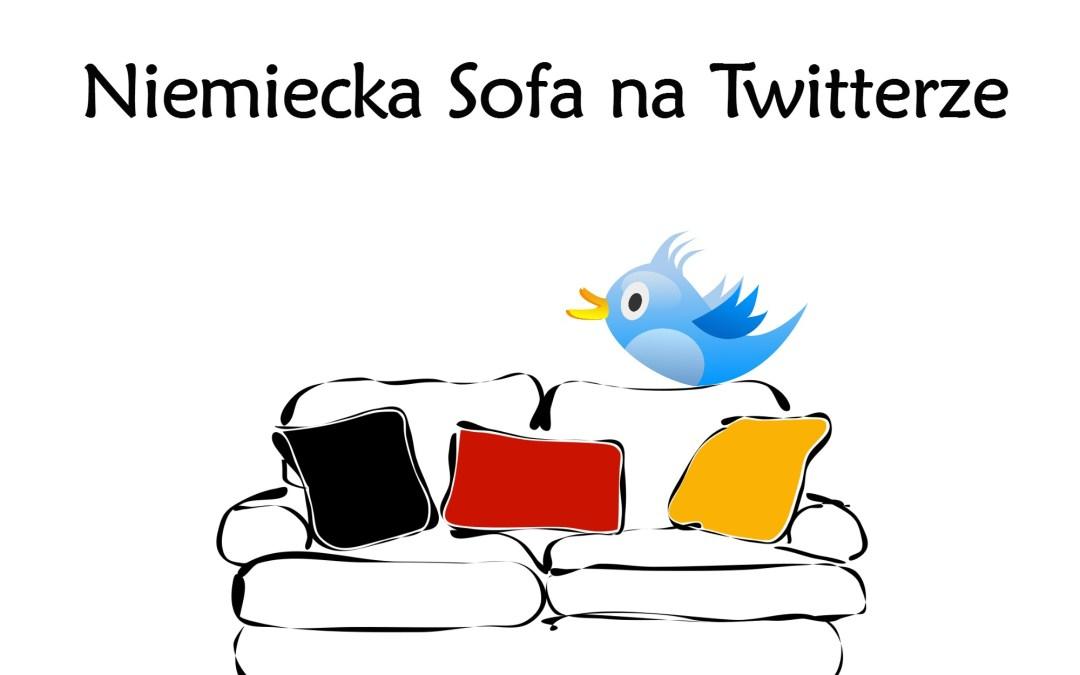 Niemiecka Sofa na Twitterze