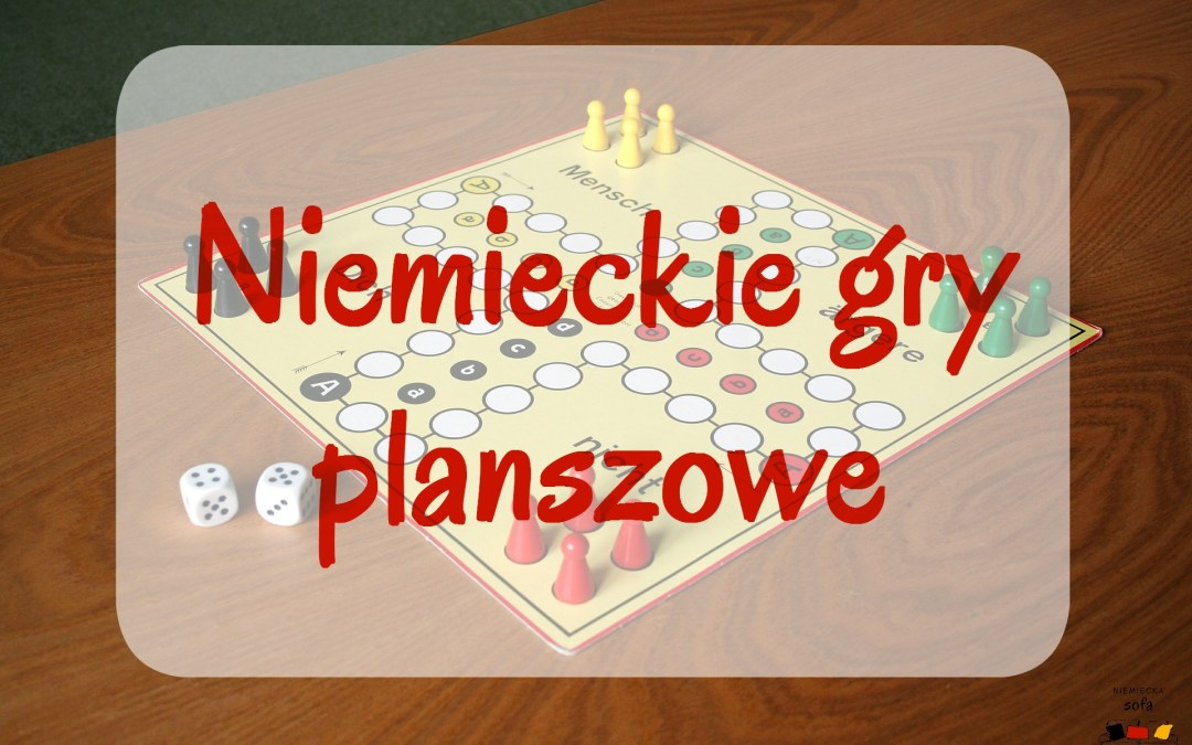 Niemieckie gry planszowe
