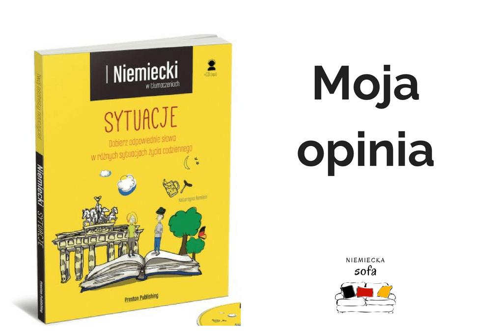 Niemiecki w tłumaczeniach. Sytuacje – recenzja