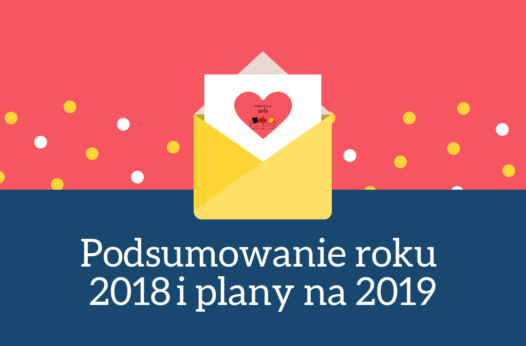 Podsumowanie roku 2018 i plany na 2019