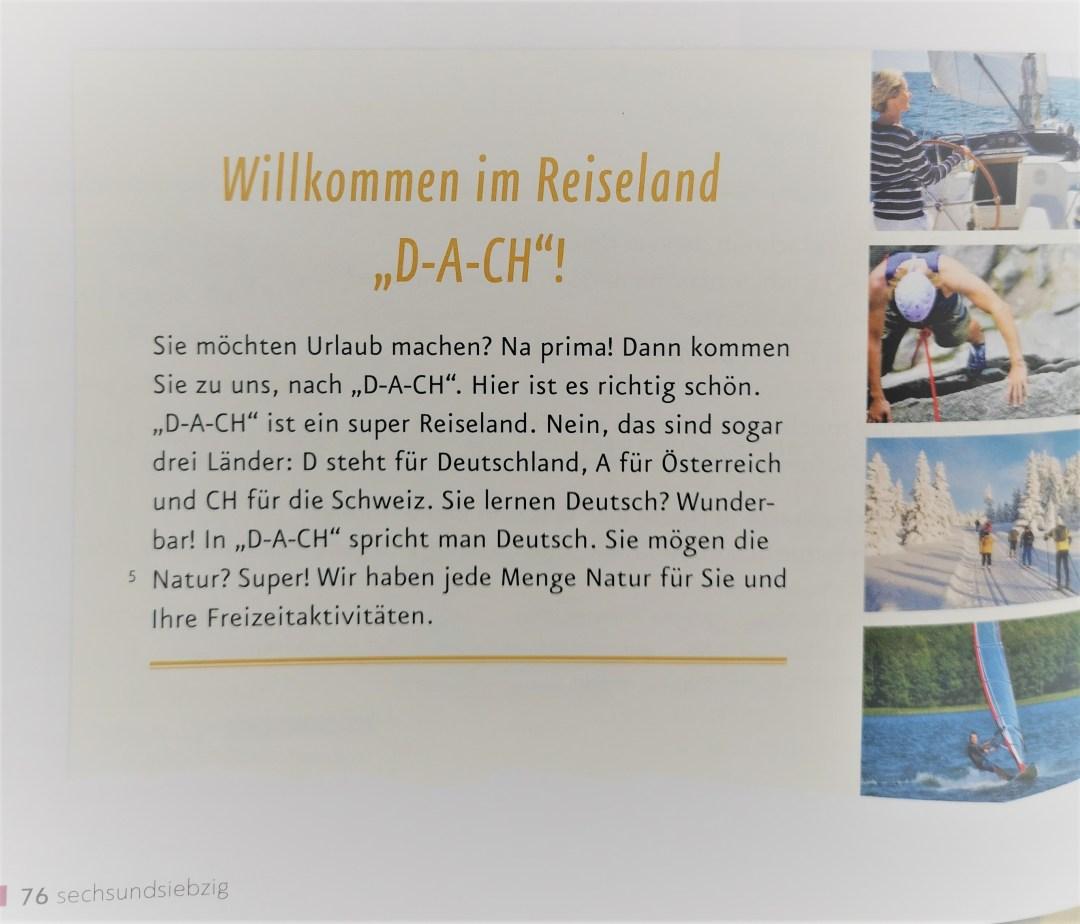 Przykładowy tekst Schritte International Neu, s. 76-77