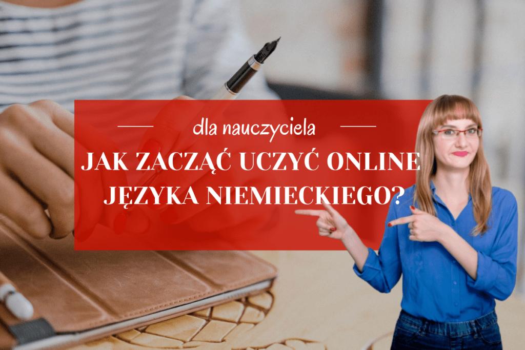 Jak zacząć uczyć języka niemieckiego online?