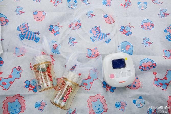 擠乳器推薦│韓國cimilre新貝樂F1可攜式集乳器&S3醫院級集乳器~輕巧好攜帶無痛吸乳 - 捏捏媽Natasha。食在遊趣