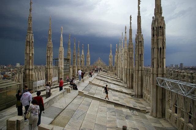 dach-katedry-w-mediolanie