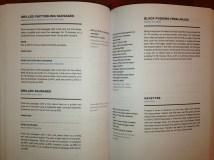 """""""Je sais cuisiner"""" - przykładowa strona z przepisami"""