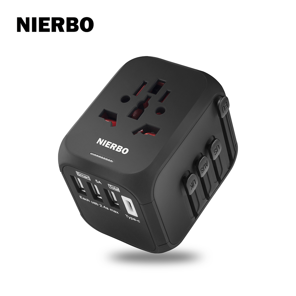 Travel Adapter Norway