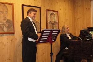 Adam Zdunikowski i Mirosław Feldgebel