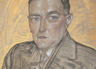 Portret Karola Szymanowskiego