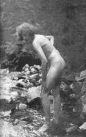 Jadwiga Witkiewiczowa w Tatrach, lata 30., fot. S.I. Witkiewicz, Książnica Pomorska