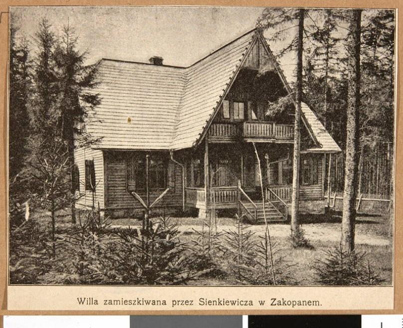 Willa Zborowskich