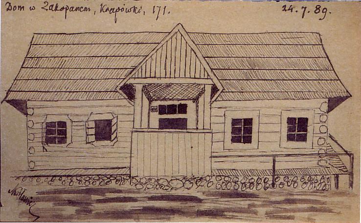 Chata Stopki - Zakopane