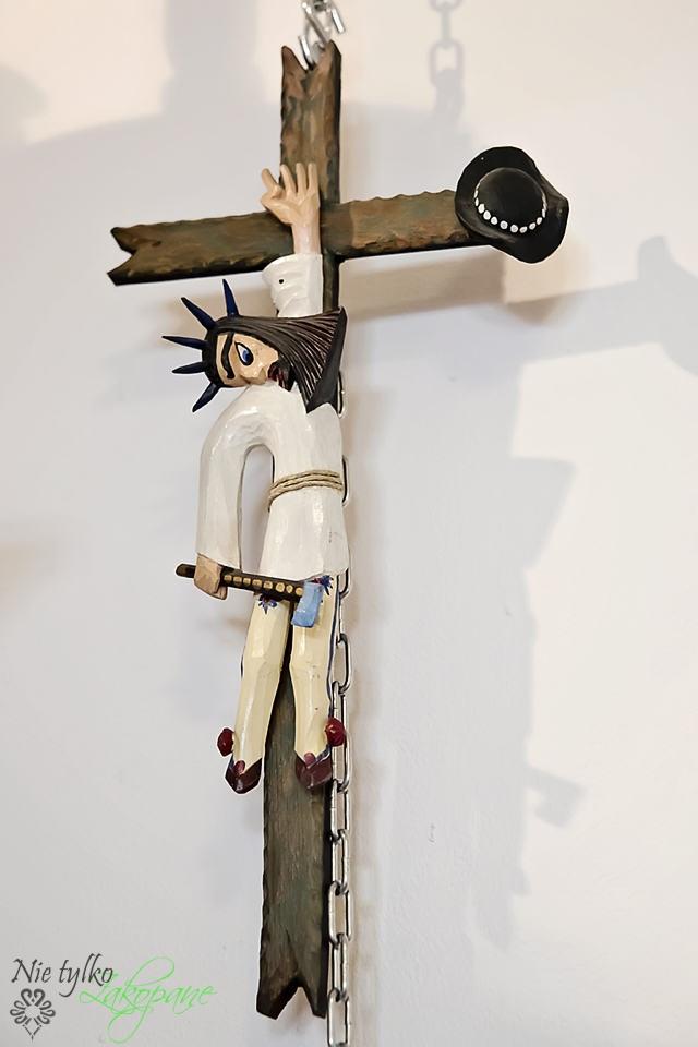 Krzyż góralski