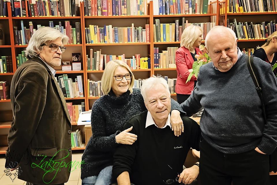 Zbyszek Jachimski, Bożena Wolniak, Maciej Pinkwart, Wojciech Salapski