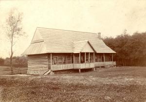 Atma w 1895 r., zdjęcie z archiwum Muzeum Tatrzańskiego