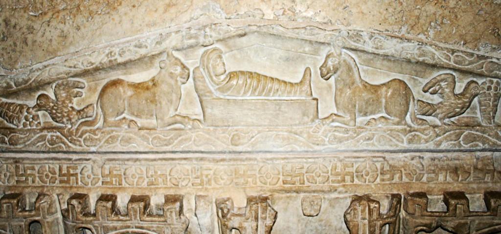 Sarkofag, IV wiek
