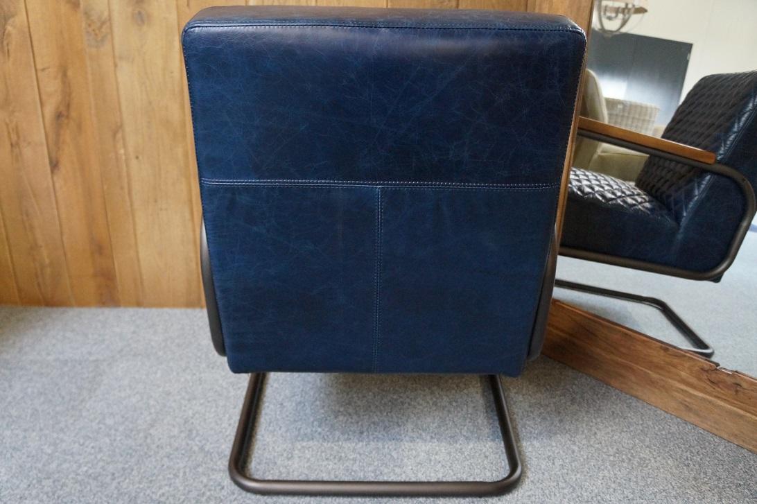 Moderne Lederen Fauteuil.Moderne Fauteuils Leer Top Vintage Design Deens Leren Veter