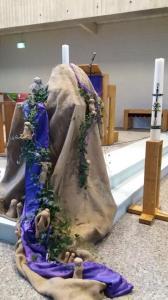 2e Advent Hoeksteen