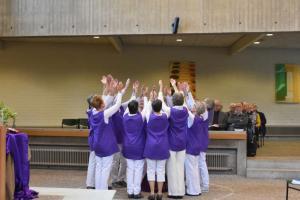 Sacred Dance Palmzondag Hoeksteen