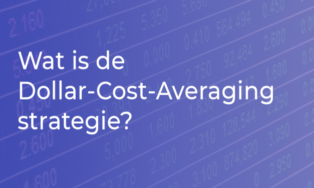Wat is de dollar cost averaging (DCA) strategie?