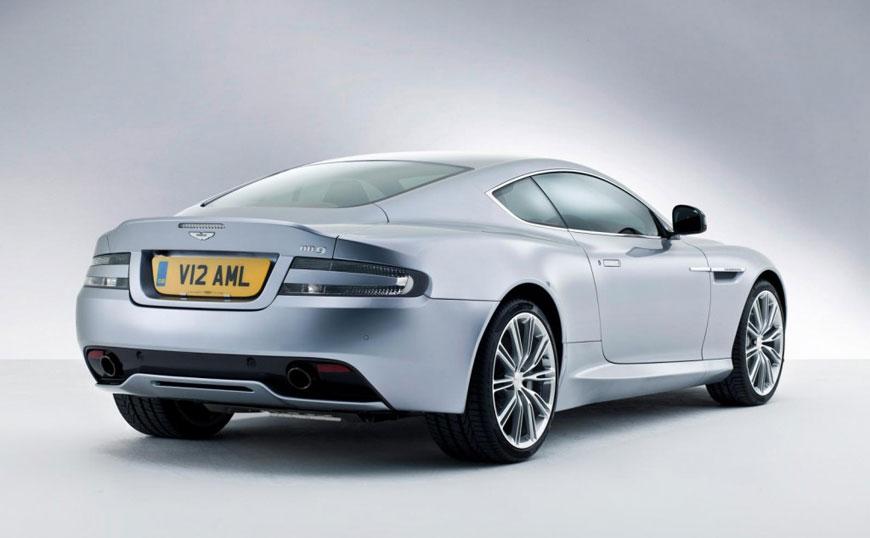 2013 Aston Martin DB9 (8)