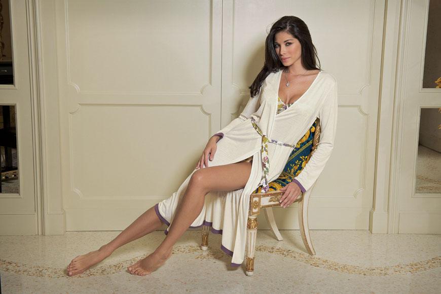Aida Yespica  - SieLei Lingerie  (22)