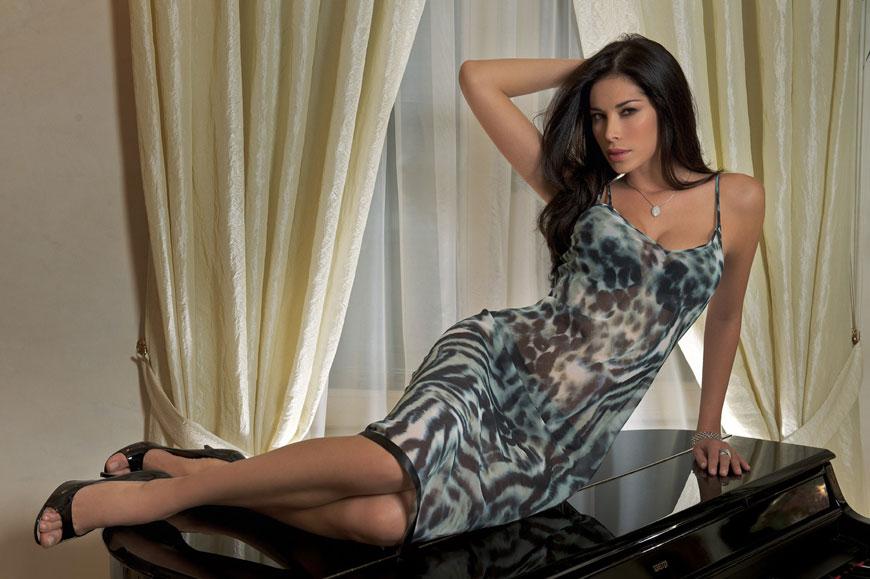 Aida Yespica  - SieLei Lingerie  (21)