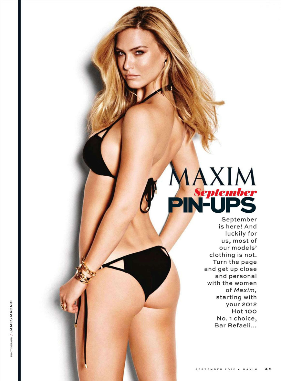Bar Refaeli - Maxim Magazine (7)