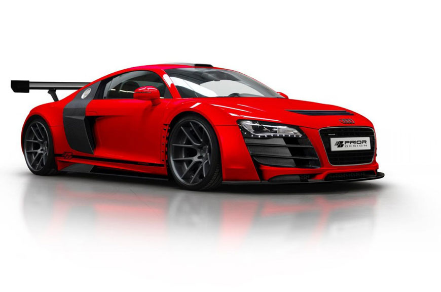 Audi R8 PD GT850 by Prior Design (2)