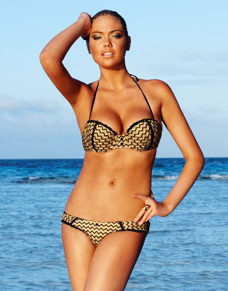Kate Upton - Beach Bunny Swimwear (13)